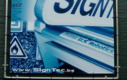 Fabrikant spandoek signtec